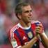 Bayern Munich's Philipp Lahm