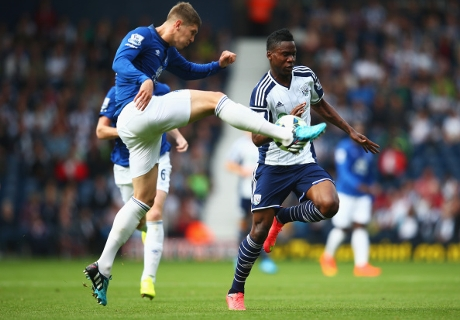 Baggies coach asks for time for Ideye