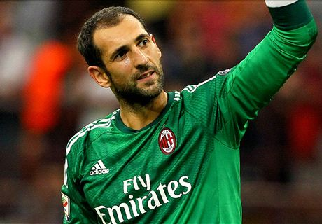 Diego Lopez: Milan can qualify for CL
