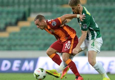 Galatasaray, Sneijder ne compte pas partir