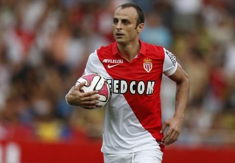 Monaco, Berbatov de retour, Kurzawa absent