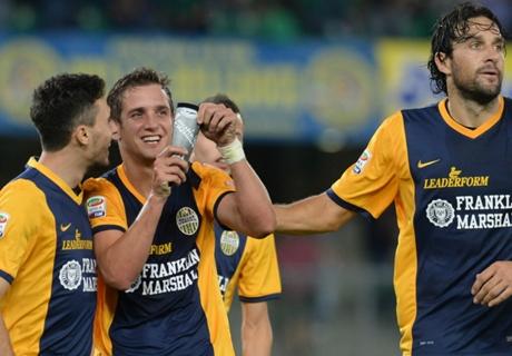 Serie A, Palerme chute à Vérone