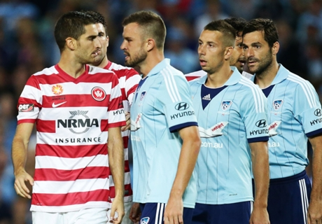 A-League's Sydney Derby outselling NRL finals
