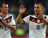 """Löw: """"Podolski moet vaker spelen"""""""
