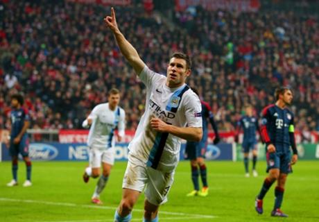 Man City don't fear Bayern - Milner