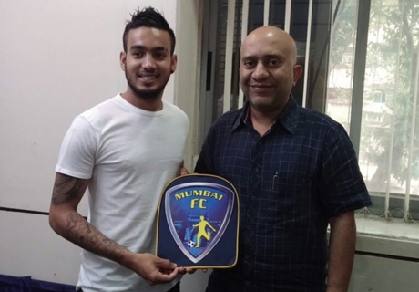 Abranches joins Mumbai FC