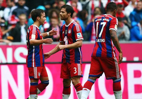 Bayern can learn from Alonso - Gotze