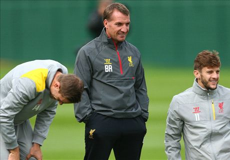Rodgers: Liverpool are no CL tourists