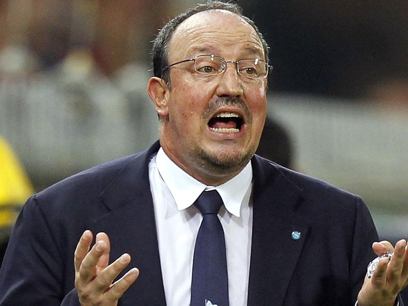 Ultime Notizie: Benitez difende il suo Napoli: