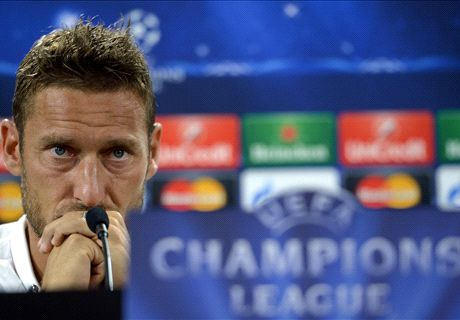 Roma can emulate Atleti, says Totti