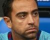 """Xavi: """"No me conformo con ser suplente"""""""