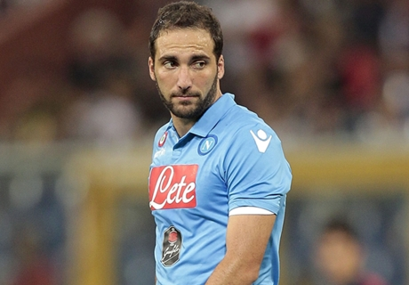 Transfer Talk: Liverpool chase Higuain