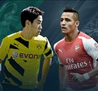 EN VIVO: B. Dortmund vs. Arsenal