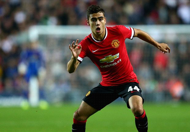 Man Utd wonderkid Andreas Pereira could follow Pogba to Juventus on a free