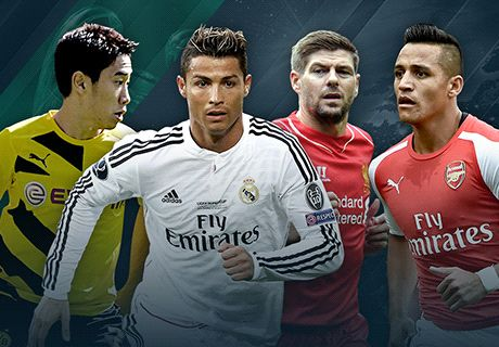Champions League - all the action LIVE