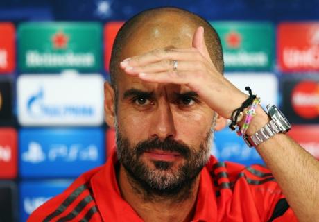 Pep: Big hearts saw Bayern past City