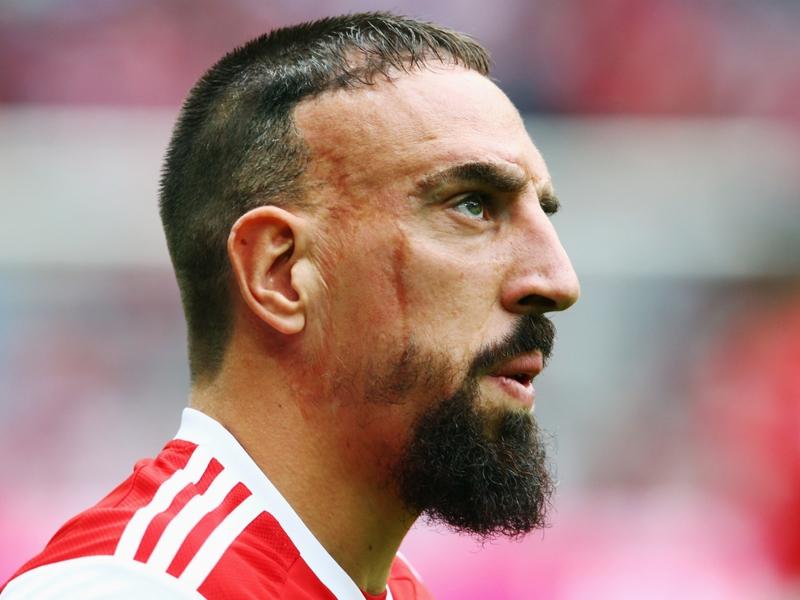 Allarme Ribery (tendine rotuleo) in casa Bayern Monaco: Non so quando tornerò a giocare