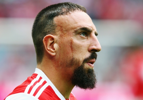 Ribery 'p****d off' by injuries