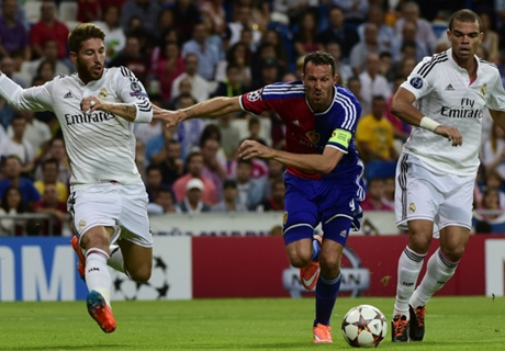 Report: Real Madrid 5-1 Basel