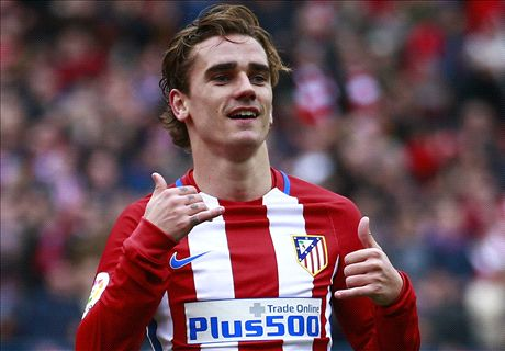 Saul hopes Griez will stay at Atleti