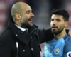Guardiola lauds 'brilliant' Aguero
