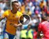 ► Primer gol de Vargas en Liga MX
