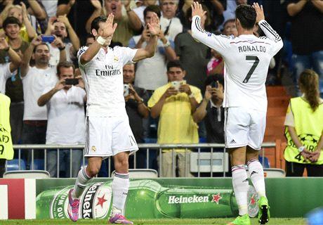 EN VIVO: Real Madrid 4-1 Basilea