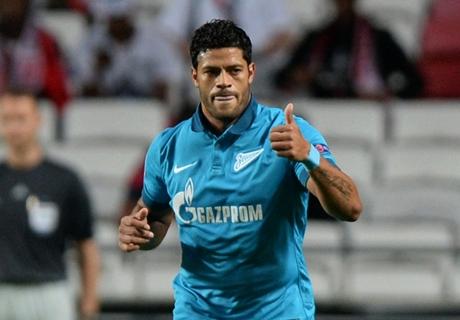 Report: Benfica 0-2 Zenit