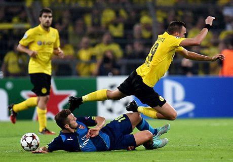 Previa Champions: Arsenal - Dortmund