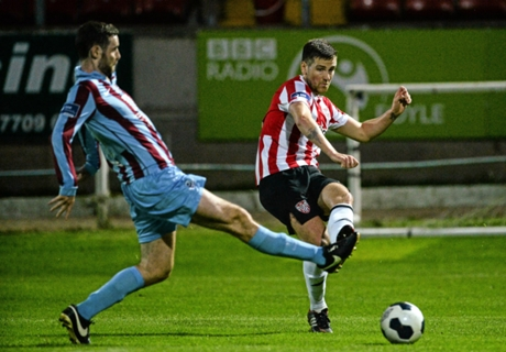 Match Report: Derry City 5-0 Drogheda United