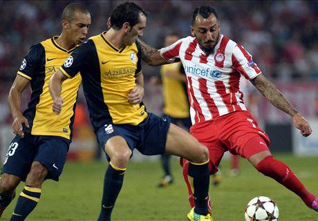 Atletico beaten in five-goal thriller