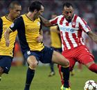 Atletico beaten in five-goal thriller