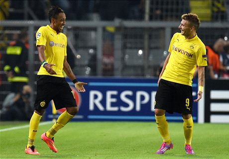 Dortmund dompte Arsenal