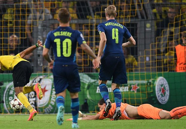 Borussia Dortmund 2-0 Arsenal: Immobile and Aubameyang strikes down woeful Gunners