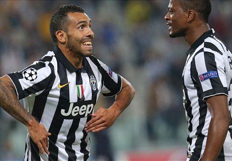 Juve's European Problems Persist