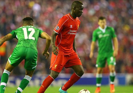 Player Ratings: Liverpool 2-1 Ludogorets
