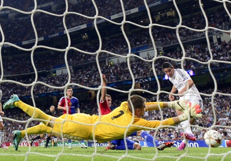 Player Ratings: Real Madrid 5-1 Basel