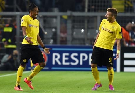BVB-Pressingmaschine überrollt Arsenal