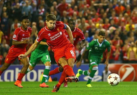 Gerrard the hero after late drama