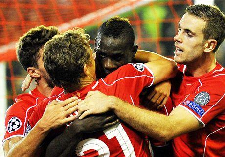 巴神破門!利物浦2-1險勝盧多格德斯