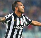 Tevez: Juve have learnt our lesson