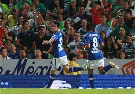 Crónica: Cruz Azul 3-0 Chorrillo