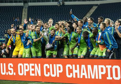 Dempsey Earns First Cup