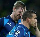 Ratings: Borussia Dortmund 2-0 Arsenal