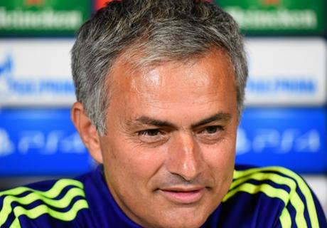 Mourinho: Europa League is not Chelsea