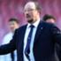 Benitez dà indicazioni al Napoli
