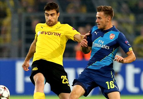 Ramsey apologises for Arsenal display