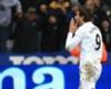 Llorente rises above the pressure
