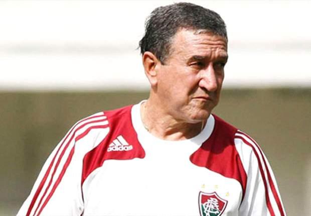 Still No Carlos Alberto Parreira In South Africa