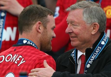 Rooney: Ferguson the best manager
